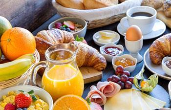 ホテル様向け朝食デリバリー